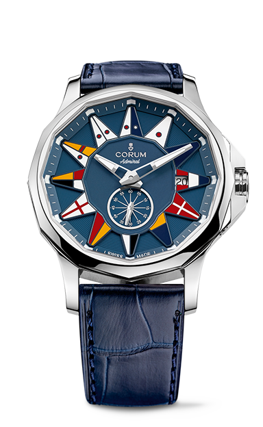 Admiral 42 Automatic Watch - A395/02982 - 395.101.20/0F03 AB12