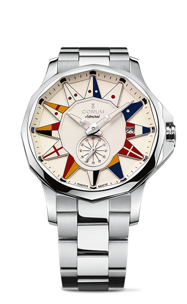 Admiral 42 Automatic  Watch - A395/03092 - 395.101.20/V720 AA12