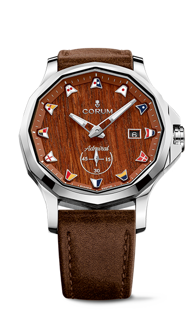 Admiral 42 Automatic Watch - A395/03789 - 395.101.20/0F62 AW12