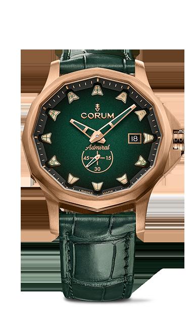 Admiral 42 Automatic  Watch - A395/04035 - 395.201.53/F377 AV65
