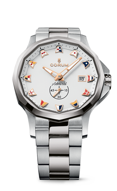 Admiral 42 Automatic  Watch - A395/04247 - 395.110.20/V720 AA24