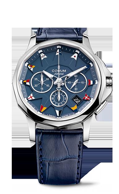 Admiral 42 Chronograph Watch - A984/02987 - 984.101.20/0F03 AB12