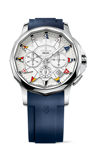 Admiral 42 Chronograph Watch - A984/03178 - 984.101.20/F373 AA12