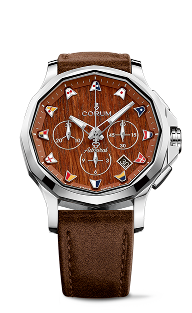 Admiral 42 Chronograph Watch - A984/03790 - 984.101.20/0F62 AW12