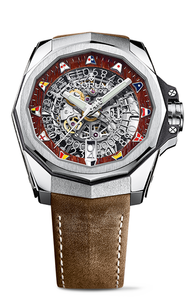 Admiral 45 Skeleton Watch - A082/03211 - 082.402.04/0F62 WO01