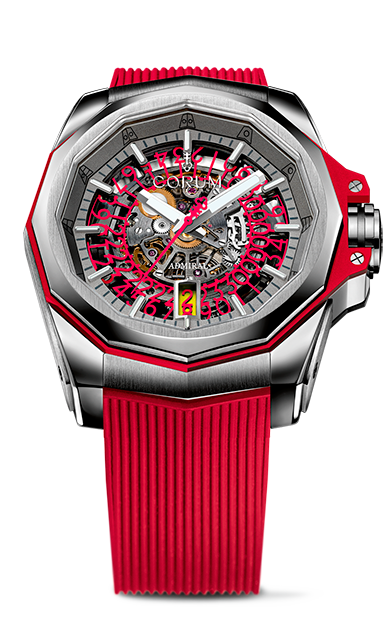 Admiral 45 Skeleton Watch - A082/03703 - 082.401.04/F376 FH52