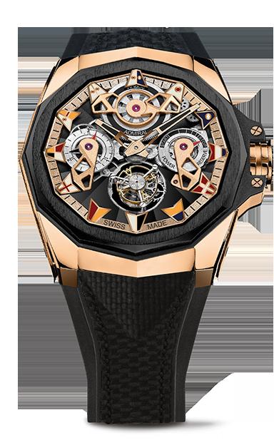 Admiral 45 Tourbillon Openworked  Watch - A298/04127 - 298.100.86/F249 AD12