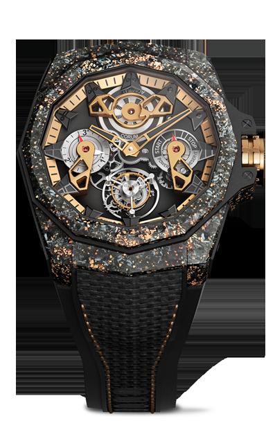 Admiral 45 Tourbillon Openworked  Watch - A298/04277 - 298.100.46/F249 AD10