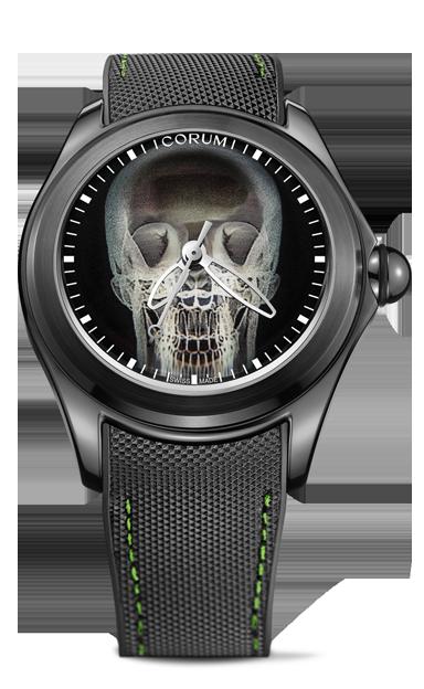 BUBBLE 47 X-RAY Watch - L082/04270 - 082.310.98/0601 SX01