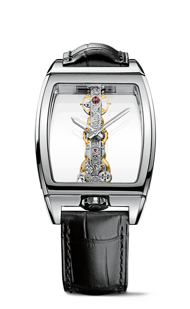 Golden Bridge Classic White Gold Watch - B113/01042 - 113.160.59/0001 0000