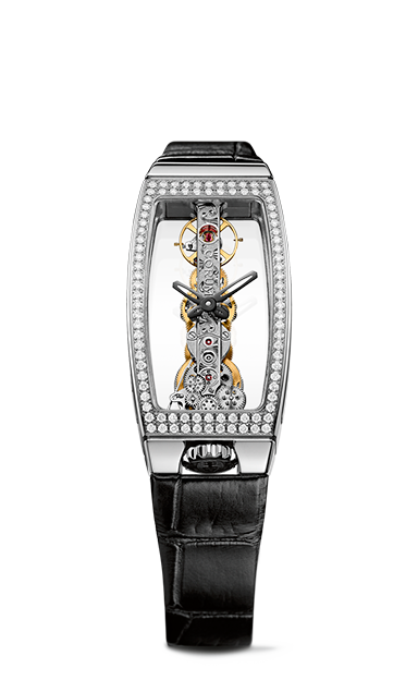 Golden Bridge Miss White Gold Diamonds Watch - B113/00823 - 113.102.69/0001 0000