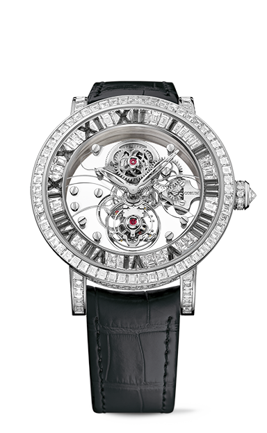 Heritage Classical Billionaire Tourbillon Watch - C374/04132 - 374.301.69/0F01 0000