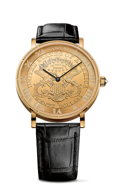 Heritage Coin Watch - C082/03414 - 082.515.56/0001 MU65
