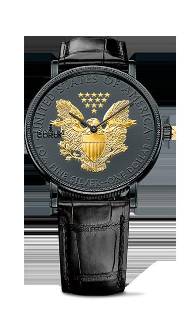 Heritage Coin Watch - C082/03956 - 082.647.41/0001 MU29