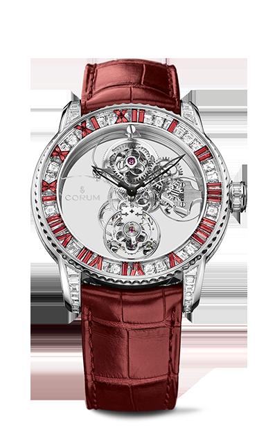 Heritage Romvlvs Billionaire Tourbillon Watch - R374/03461 - 374.716.69/F206 0000