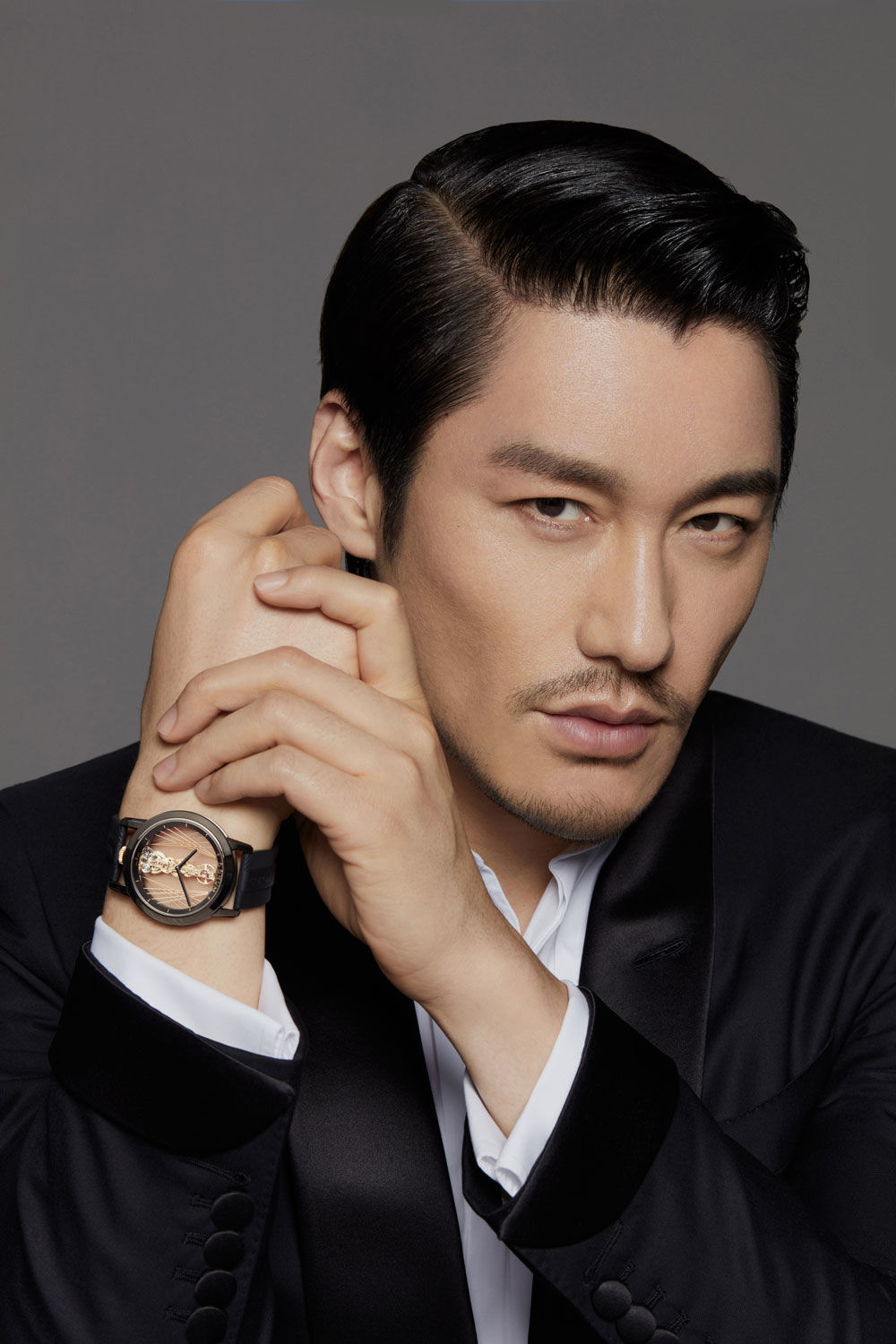 CORUM Global Brand Ambassador Mr. Hu Bing