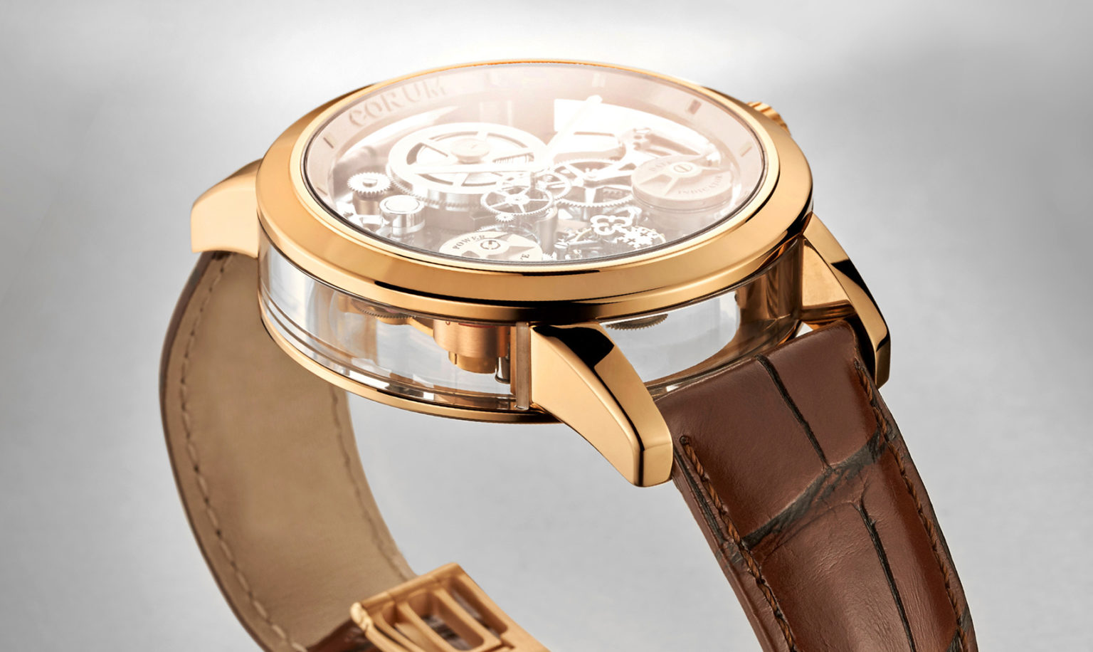 Corum Unveils Groundbreaking LAB 02