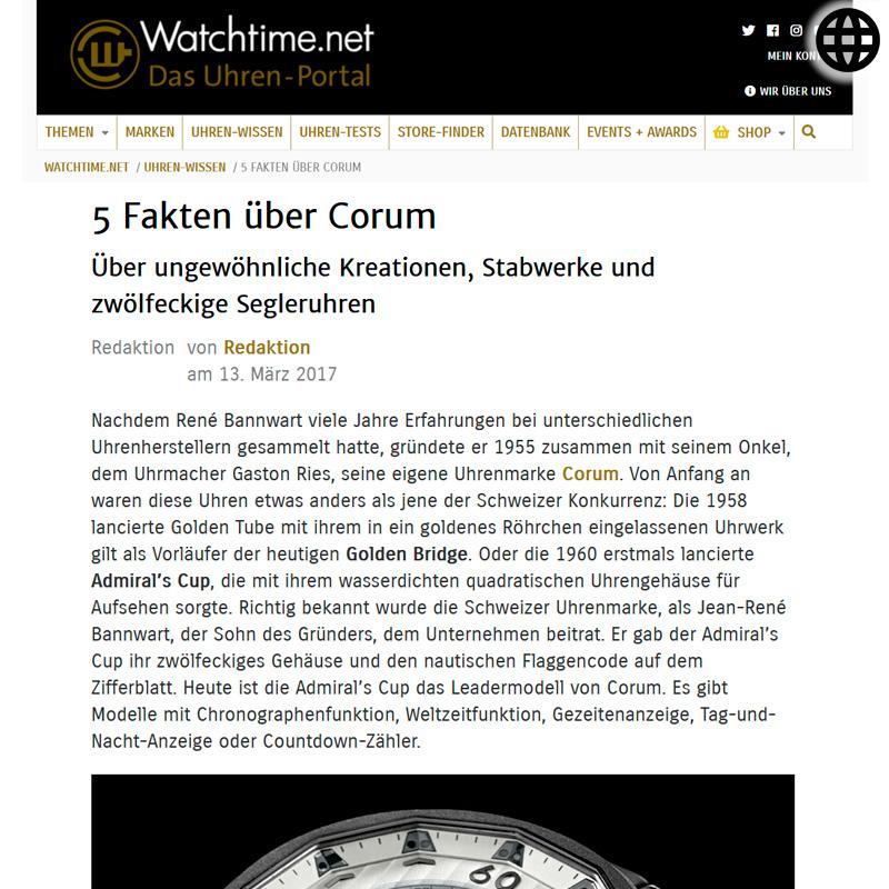 Watch : Heritage, Romvlvs ( Fakten Ueber Corum )